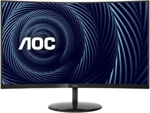 AOC CU32V3 Review – Affordable Curved 4K Monitor for Mixed Use
