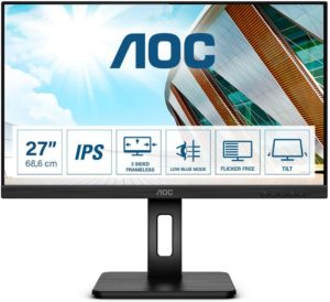 AOC Q27P2Q Review – Affordable 1440p 75Hz IPS Monitor for Professionals