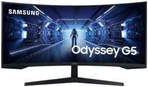 Samsung LC34G55T Odyssey G5 Review – Affordable 165Hz Ultrawide Gaming Monitor