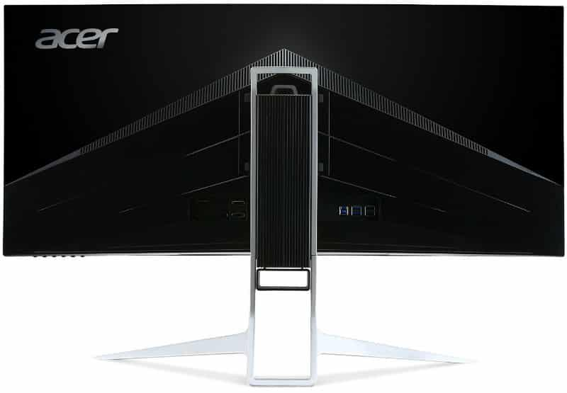 Acer XR341CK ultrawide curved freesync gaming monitor 75hz