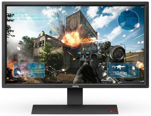BenQ RL2755HM 27 inch best console gaming screen 1080p