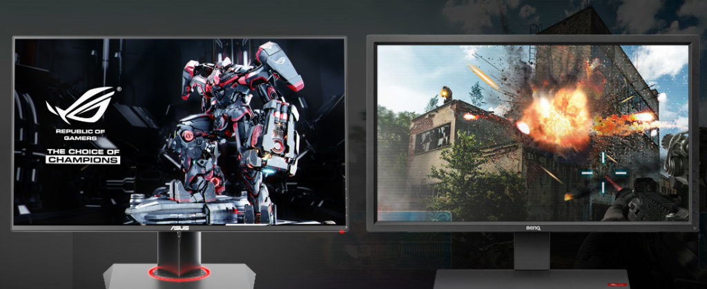 best gaming monitors 144hz monitor 1440p monitor 4k gsync freesync 1ms 165hz